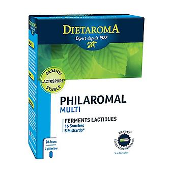 Philaromal Multi 60 softgels