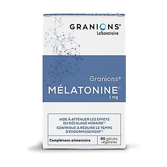 Melatonin 60 capsules