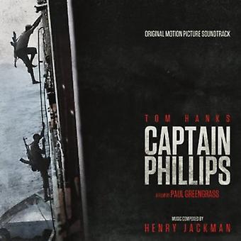 Various Artists - Captain Phillips [Original Motion Picture Soundtrack] [CD] USA import