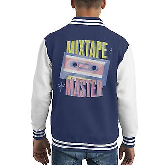 Mixtape Master Kid's Varsity Jakke