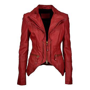Women's leather jacket Natalia