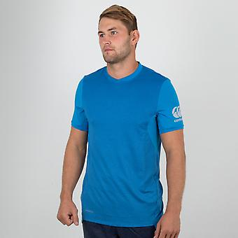 Canterbury Vapodri + Drill T-shirt Herr