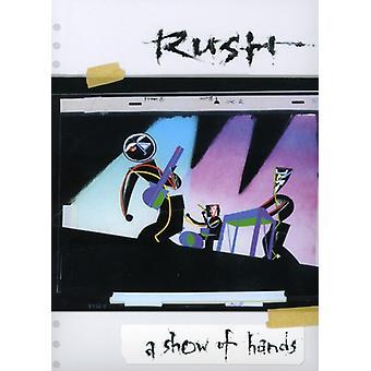 Rush - importer des USA de la levée [DVD]