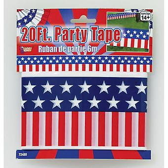 Verenigde Staten 20' partij Tape