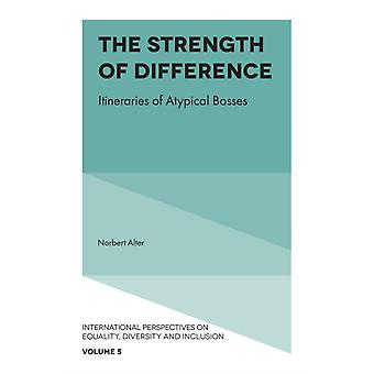 The Strength of Difference by Alter & Norbert