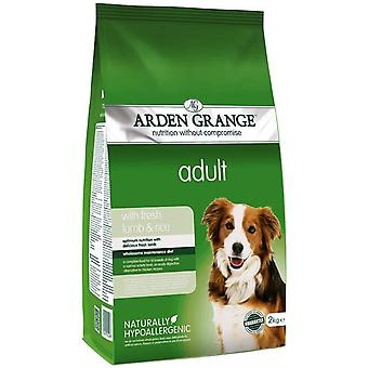 Arden Grange Adult Dog - Agnello & Riso - 2kg