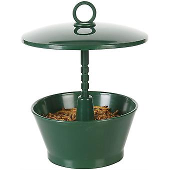 CJ Wildlife Mini/Mealworm Feeder - Green