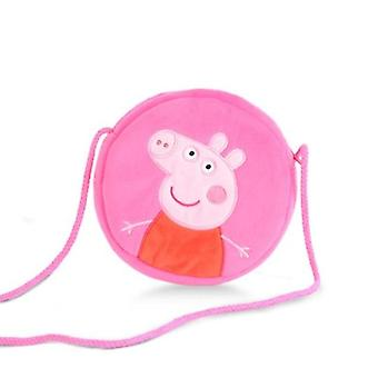 Peppa Pig Cute Cartoon Child Messenger Sac, Sac à dos & Sac à bandoulière