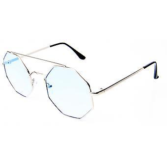 نظارات شمسية Unisex Cat.1 الأزرق عدسة (19-095)