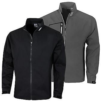 Footjoy Mens Hydrolite Rain Waterproof Packable Golf Jacket