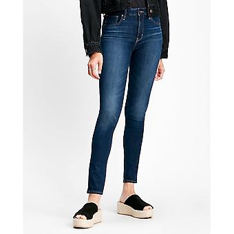 Levi's® 721® High Rise Skinny Fit Jeans (smooth It Out)