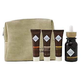 The Potion Of Rebirth Set With Pouch: 1x Age Recover - Replumping Serum - 30ml/1oz + 1x Age Recover -  Replumping Rich M