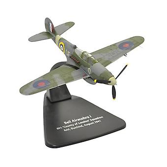 Bell Airacobra I 601 (RAF Duxford) Diecast Model Airplane
