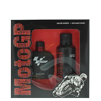 MotoGP Eau de Toilette 100ml & Deodorant Body Spray 150ml Gift Set For Him