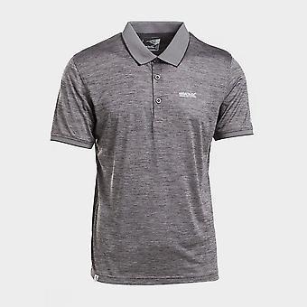 Neue Regatta Herren's Remex II Polo Shirt grau