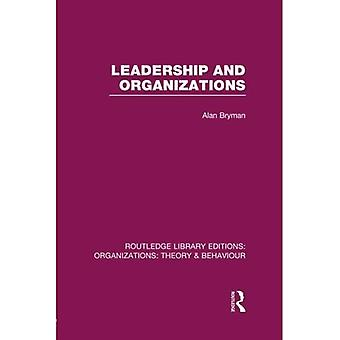 Leadership and Organizations� (Routledge Library Editions: Organizations)