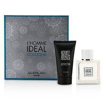 L'Homme Ideal Cologne Coffret: Eau De Toilette Spray 50ml or 1.6oz + Shower Gel 75ml or 2.5oz 2pcs