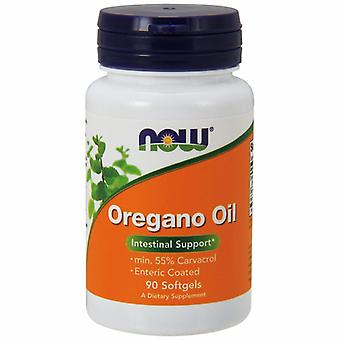Now Foods Oregano Oil, 90 Softgels
