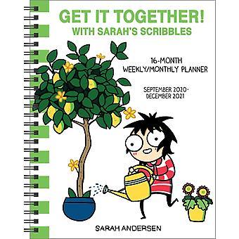 Sarahs Scribbles 16.5.202021 Andersen & Sarahin viikoittainen kalenteri