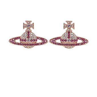 Vivienne Westwood Accessoires Kika Boucles d'oreilles