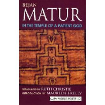 In the Temple of a Patient God by Bejan Matur - 9781900072960 Book