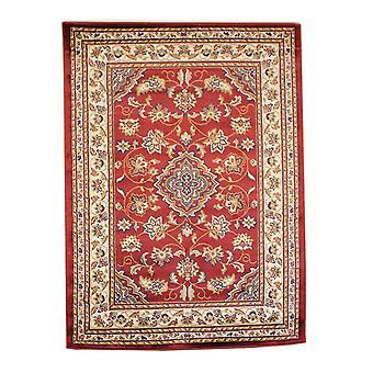 Aufrichtigkeit Sherborne Teppich - rechteckig - rot