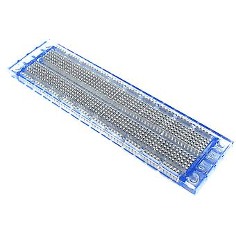 700pt Clear Solderless Breadboard