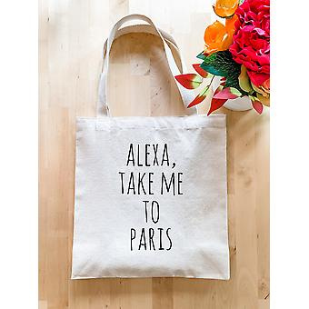 Alexa Ta Meg Til Paris - Tote Bag
