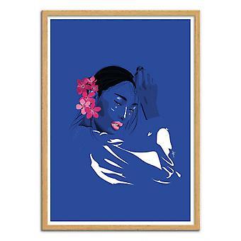 Pôster de Arte - Tóquio - Ana Ariane