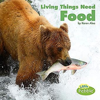 Living Things Need Food (What Living Things Need)