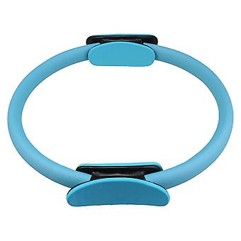 Balanced Pilates Fiberglass Circle for Toning Inner Dia 11.8inch Blue