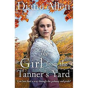 Tyttö Tanner's Yardista