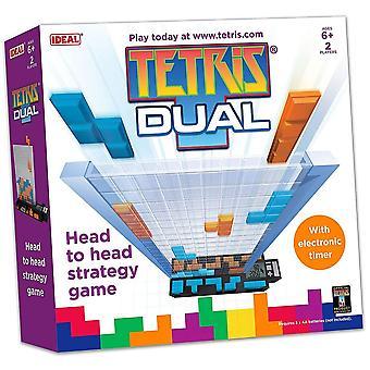 John Adams Tetris Dual Strategy Game