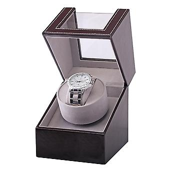 Collection Watch Winder Transparent Cover, Automatic Mechanical Luxury Display