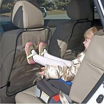 Protection de protecteur arrière de siège automatique de voiture pour la protection propre de boue de tapis de coup de pied