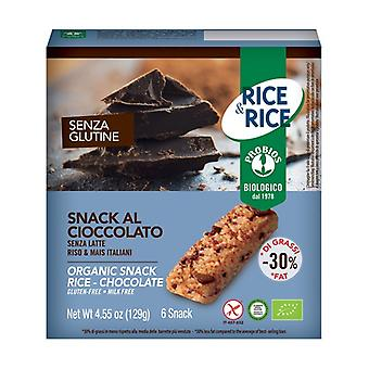Chocolate Rice Snack None