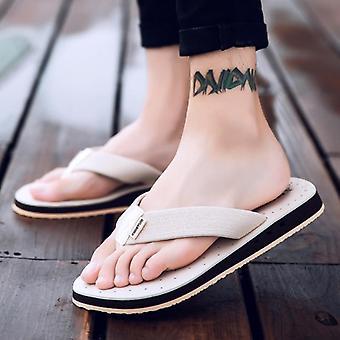 Zomer Koreaanse Tide Slippers Non-slip Cool Flip-flops Ademen dik-zolen