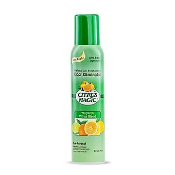 Citrus Magic Odor Eliminating Tropical Citrus Blend Air Freshener