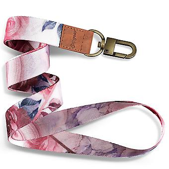 485*20mm Mobile Phone Neck Strap For Id Card Key Chain Hang Rop