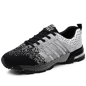 Chaussures de plein air respirables de fonctionnement, chaussures de sport pour hommes