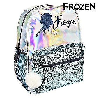 School Bag Frozen 72679 Light blue Metallic