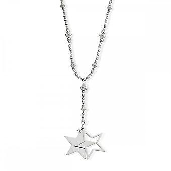ChloBo Peloton kaulakoru Erittäin suuret tähdet riipus SNF25792578