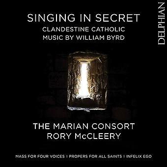 Singing In Secret [CD] USA import
