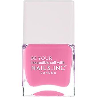 Nails inc Relationship Status: Blushing Nail Polish Collection - Dover Street 14ml