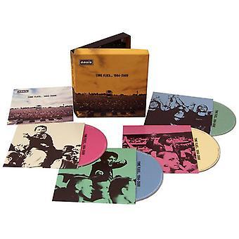 Oasis - Time Flies: 1994-2009 Box Set [CD] USA import