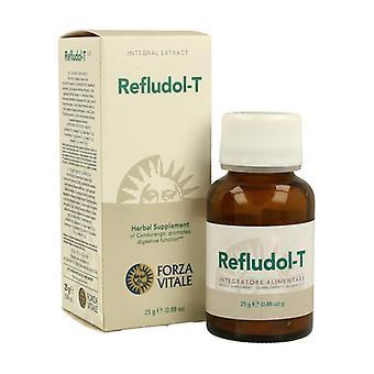 Refludol-T 25 غ