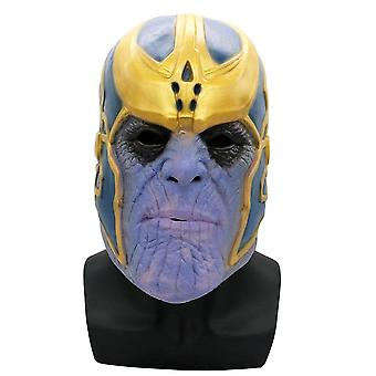 Thanos Infinity Spidsrod Light Handske Superhero Cosplay Handsker Led Kids Voksen