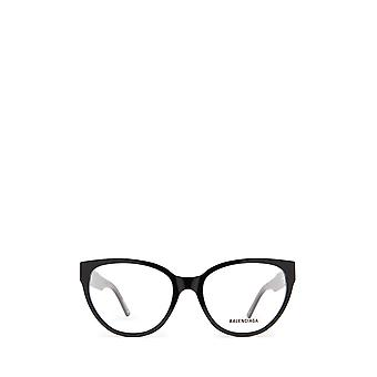 Balenciaga BB0064O black female eyeglasses
