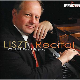 F. Liszt - Liszt Recital [CD] USA import