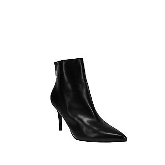 Nine West | Fhayla Leather Stiletto Dress Booties